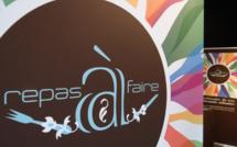 """Repas à Faire présent à la manifestation d'art contemporain """"ART ELYSEES"""""""