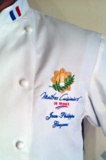"Jean-Philippe GHEYSENS promu ""Maître Cuisinier de France"""